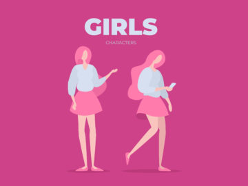 Girls_Character_Illustration