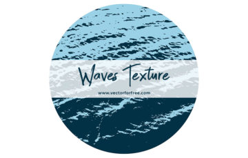 Creative Waves Texture