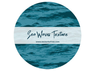 Sea Waves Texture