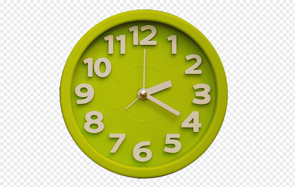 Clock PNG - Vector For Free