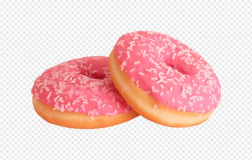 Glazed Donuts PNG
