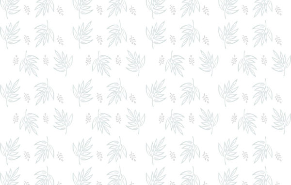 Leaf Pattern Seamless Free Vector