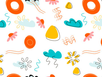 colorful seamless pattern free download
