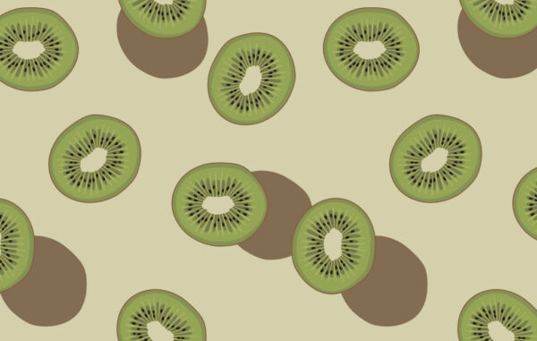 Kiwi Seamless Pattern Free Download