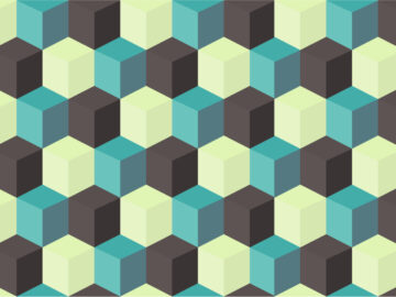 3d Background Geometric Seamless Pattern Free Download
