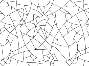 Abstract Lines Seamless Pattern Free Download