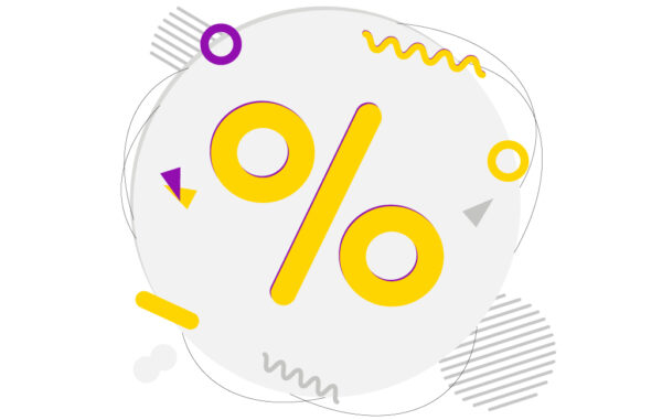 Percent Sign Background Free Download