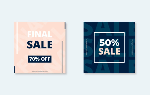 Sale Vector Templates Free Download