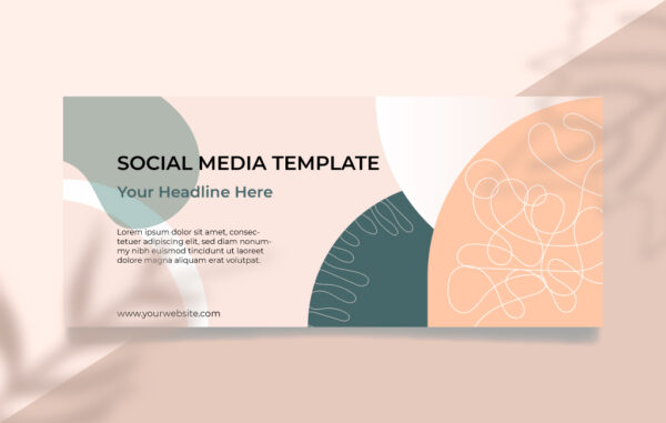 Social Media Creative Cover Template Free Download