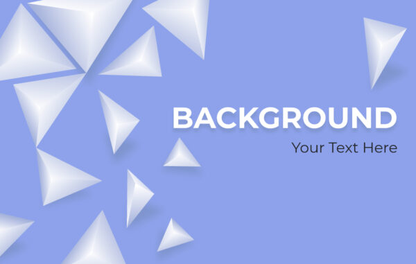 Triangle vector background Free Download