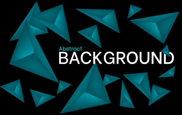 Abstract Background With Triangles Free Download