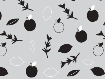 Fruits Seamless Pattern Free Download