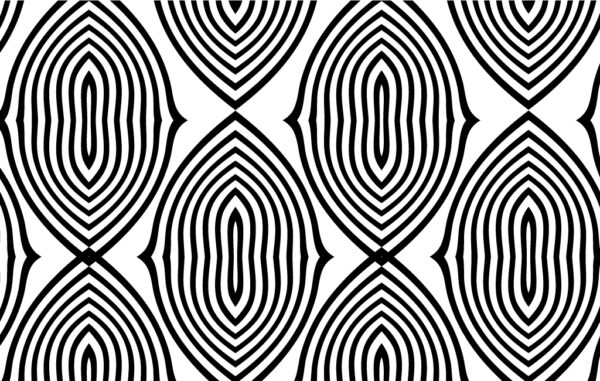 Black Lines Seamless Pattern Free Download