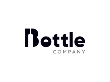 Bottle Logo Design Idea Free Download