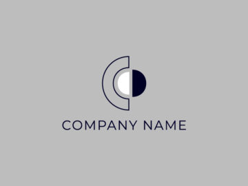 C O Logo Design Free Download