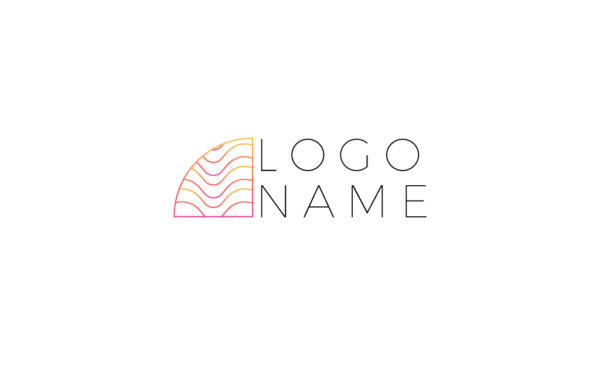 Abstract Gradient Logo Free Download