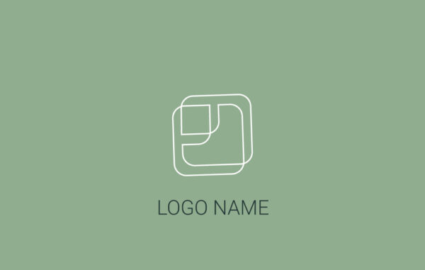 Geometric Logo Design Free Download
