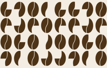 Coffee Seamless Pattern Free Download
