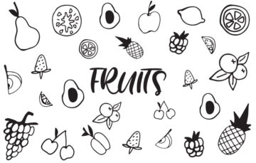 Fresh Fruits Background Free Download