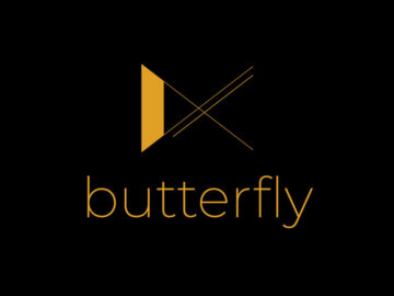 Butterfly Logo Idea Free Download