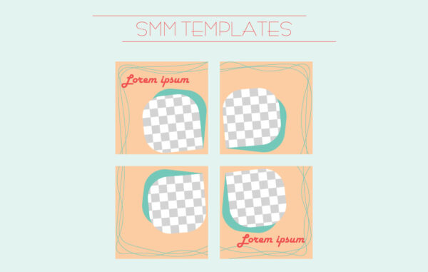 SMM templates free download